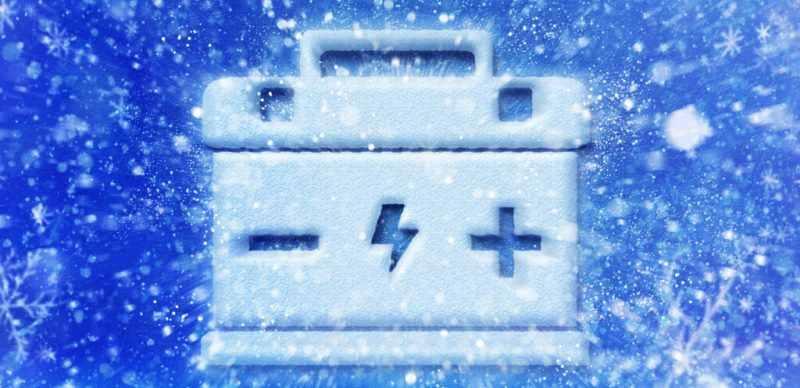 нужно ли заряжать аккумулятор перед зимой