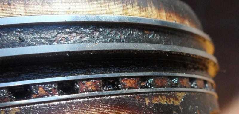раскоксовка поршневых колец без разборки двигателя